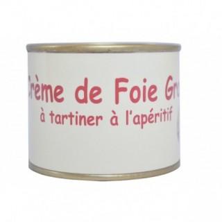 Crème de foie gras 190g
