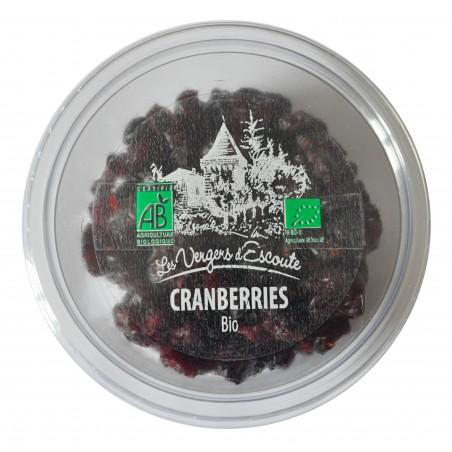 Cranberries BIO 120g