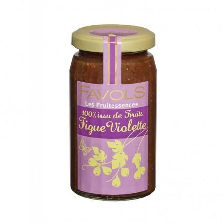 Confiture Figue Violette 250g