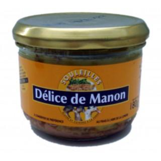 Le Délice de Manon 180g