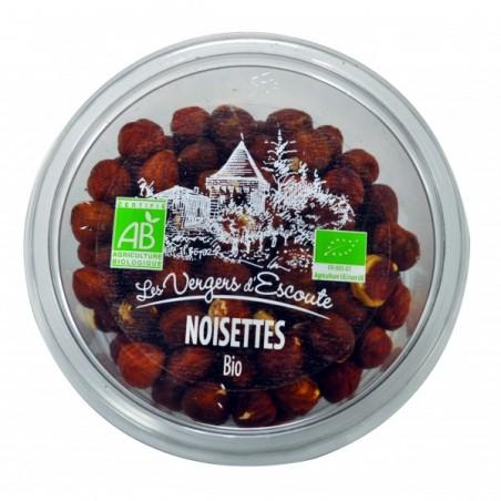 Noisette crue Bio 120g