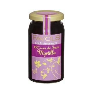 Confiture Myrtille 250g
