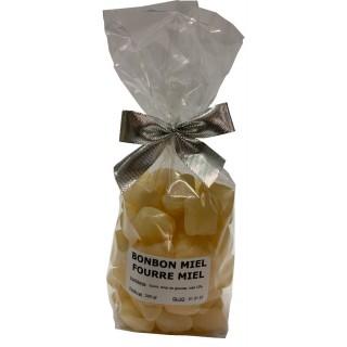Bonbon Miel Fourré Miel 200g