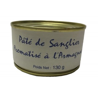 Pâté de Sanglier 130g