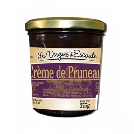 Crème de pruneaux pot de 375g